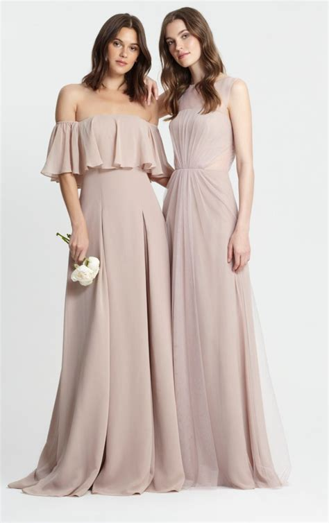 Bridesmaid Gown by Lhuillier Bridesmaid Dresses For 2017