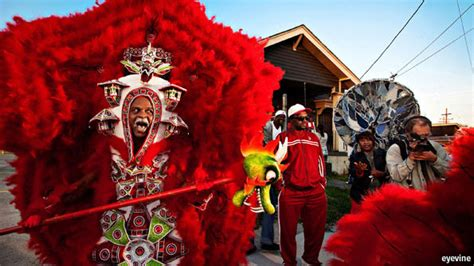 Of New Orleans Executive Mba by Home Grown And Spirit Raised Mardi Gras Indians