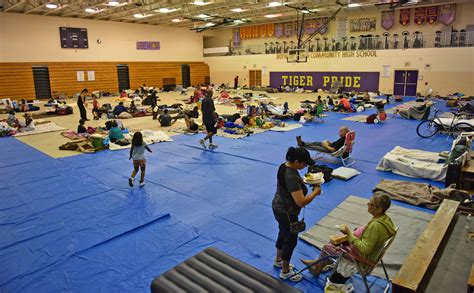 shelters in florida as hurricane matthew closed in more sought shelter sun sentinel