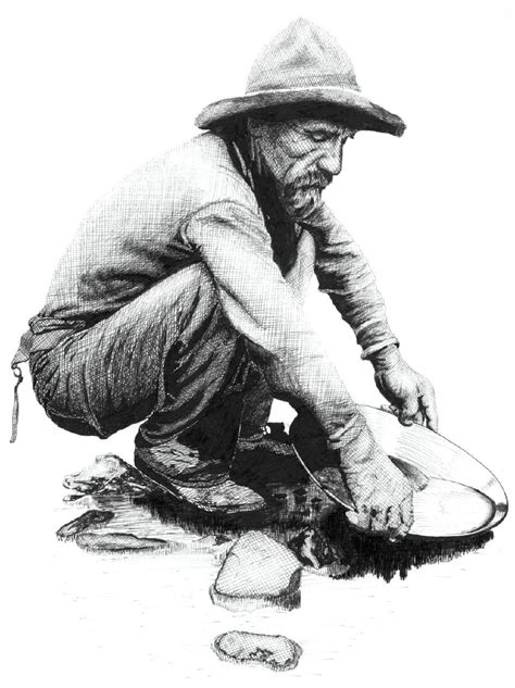 Miner L by File Gold Prospector Jpg Wikimedia Commons