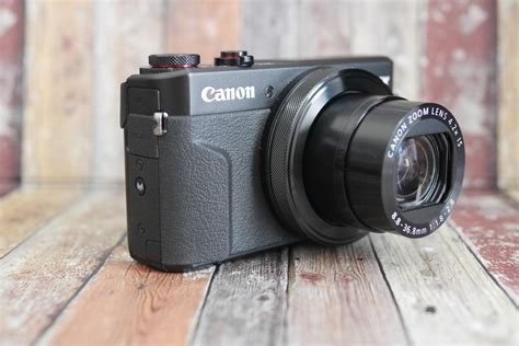 Kamera Canon Vlogger review canon powershot g7 x ii kamera ringkas
