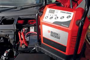 black decker battery charger auto express