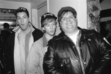 judd apatow tom myers chris farley documentary will come to spike this summer