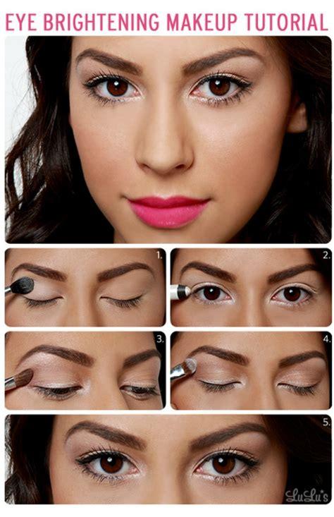tutorial makeup lulu how to brighten eyes beauty tutorial