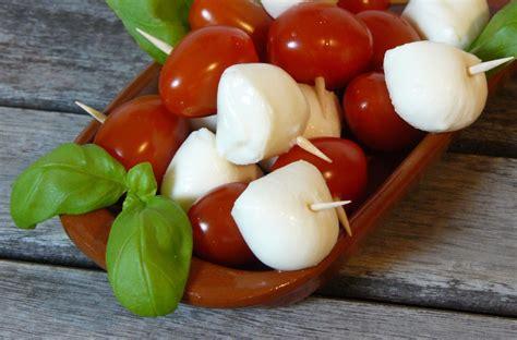 Tomate Mozzarella Schön Anrichten by Tapas Tomate Mozzarella Spie 223 Chen Katha Kocht