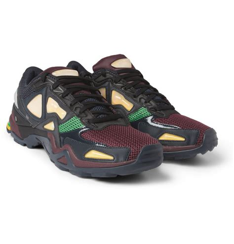 raf simons shoes uk lyst raf simons terrex sneakers in for