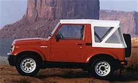 suzuki samurai 1986 1988 service repair manual pdf 1986 1988 suzuki samurai service manual 11 95