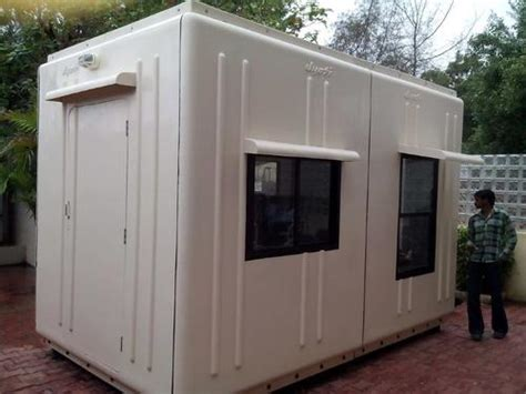 Prefabricated Portable Cabin by Portable Cabin In Mumbai Suppliers Dealers Traders