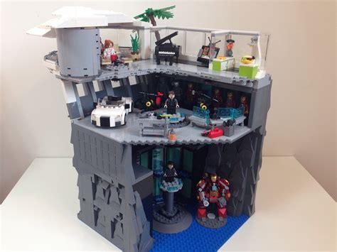 Gw Se 4e Ironman Set ironman malibu mansion mansion lego and legos