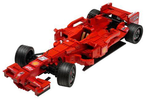 Lego Ferrari by Lego 8157 Ferrari F1 1 9 Briksets Nl