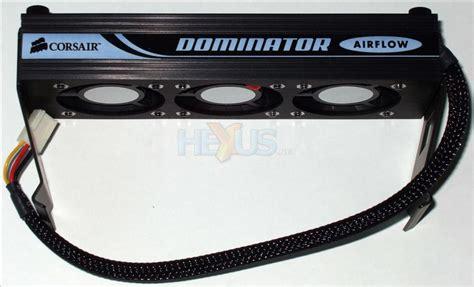 ram cooler corsair review corsair dominator twin2x2048 8888c4df ram ram