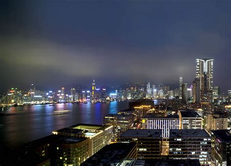 Top 10 Rooftop Bars Hong Kong by Hotel Icon Rooftop Bar Views Top 10 Boutique Hotels In