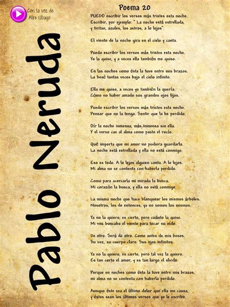 poesia pablo neruda 11 best images about poes 237 a on pinterest pablo neruda