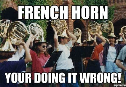 French Horn Memes - french horn weknowmemes generator