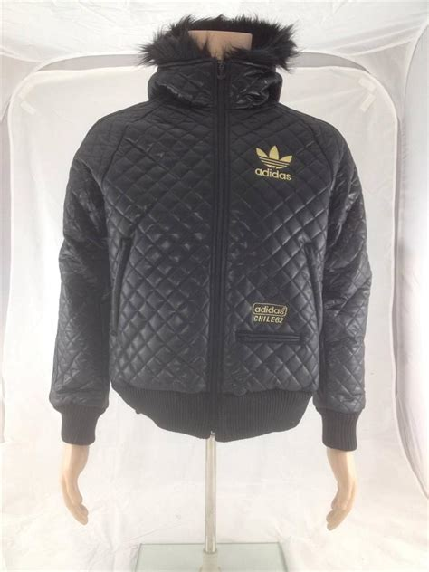 Adidas Chile 62 Kode 2 adidas originals mens chile 62 quilted hooded bomber