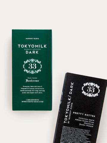 Tokyomilk Femme Fatale Collection Pretty Rotten No 33 tokyomilk femme fatale tokyomilk