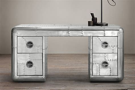 restoration hardware stand up desk 12 industrial desks you ll want for your home office
