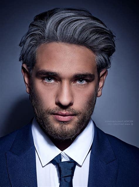 dye for black boy hair granny hair para homens cabelo cinza vira tend 234 ncia