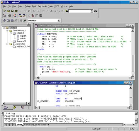 8051 download keil software full version keil simulator for 8051 download and be happy
