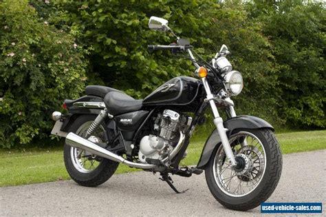 Suzuki 125 For Sale 2003 Suzuki Gz 125 K3 For Sale In The United Kingdom