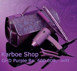 Catokan Ghd mari belanja di karboe shop september 2010