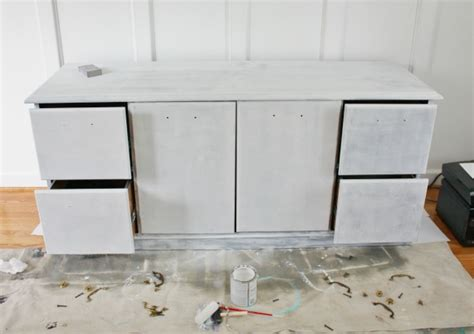 painting a laminate desk how to paint laminate furniture sand and sisal