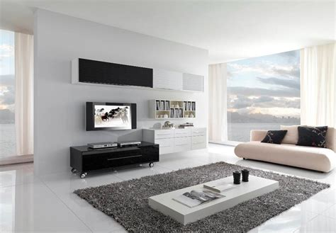 white living room interior design 17 inspiring wonderful black and white contemporary interior designs homesthetics inspiring