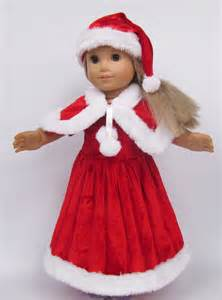 Christmas Dress For 18 Inch Doll » Home Design 2017