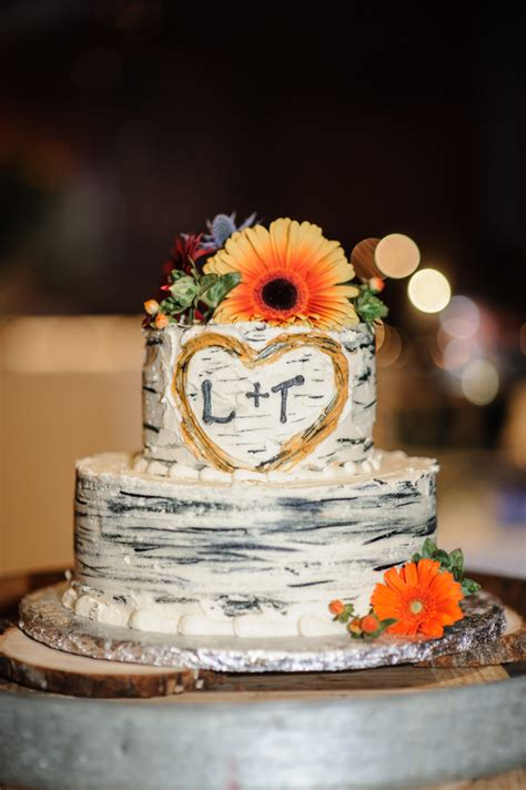 Fall Wedding Cakes by Fall Wedding Cakes Rustic Wedding Chic