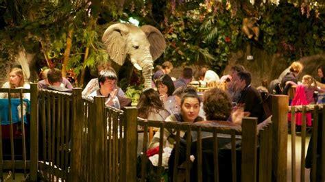 rainforest cafe american restaurant visitlondoncom