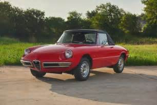 1967 Alfa Romeo Spider For Sale 1967 Alfa Romeo Spider Duetto 1600 For Sale Classic