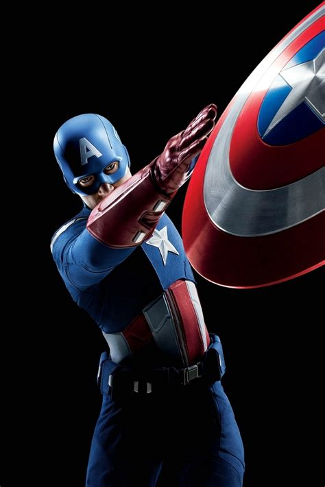 iphone wallpaper hd captain america 30 apple iphone wallpapers that you will love
