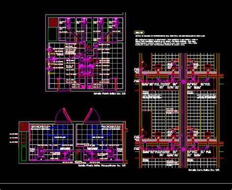 sewer installation  sanitary dwg detail  autocad