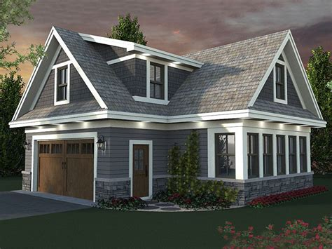 023g 0003 craftsman style carriage house plan carriage