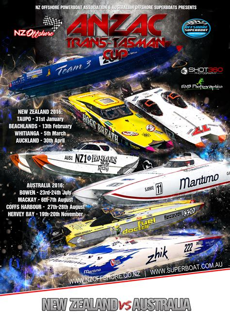 offshore power boats auckland news nz offshore powerboat series