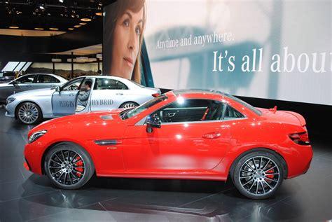 Amg Slc 43 by Detroit 2016 Mercedes Amg Slc 43 Gtspirit