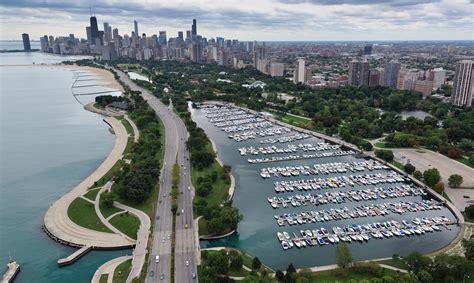 diversey harbor lagoon the chicago harbors in chicago il - Boat Slip Diversey Harbor