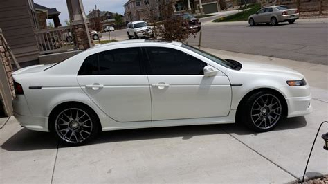 finally posting pics of my 07 wdp tl type s acurazine