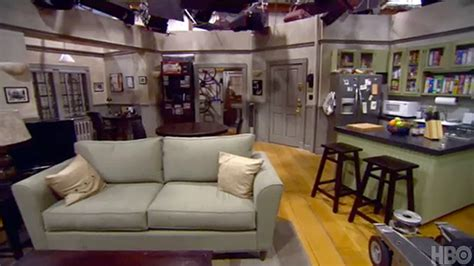 seinfeld appartment jerry seinfeld s apartment then and now apartment therapy