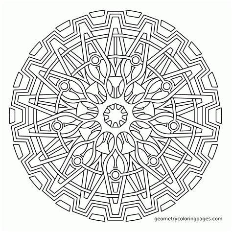 fractal coloring pages coloring home