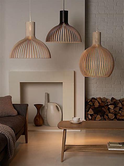 lamparas de madera  vas  poder resistirte ideas