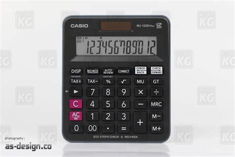 Casio Semi Dekstop Mj 100 D jual casio mj 120d plus jual casio desktop mj 120d