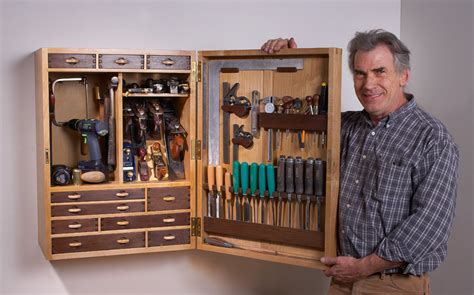 Woodworking Plans For Tool Cabinet