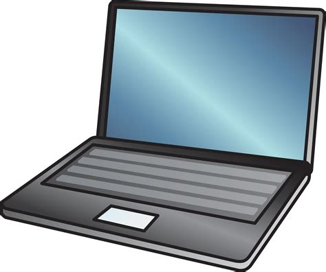 computer clipart laptop clipart pencil and in color laptop