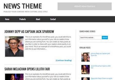 newspaper theme help news theme blogger template 2014 free download