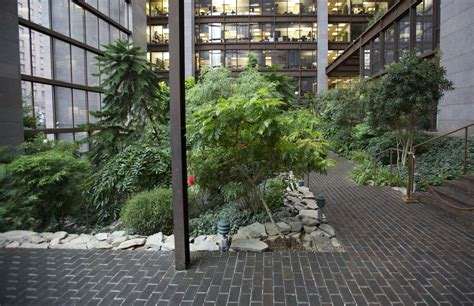 what is the ford foundation landmarks approves upgrades for ford foundation building