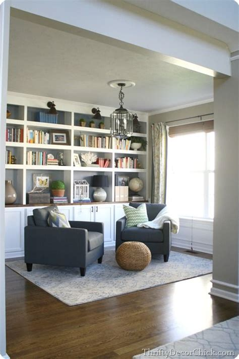 Turning Living Room Into Home Office Dining Room Turned Library Finally This Space