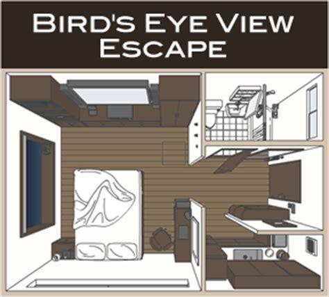birds eye view of bedroom bird s eye view escape walkthrough tips review