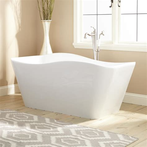 freestanding acrylic bathtubs treece acrylic tub freestanding tubs bathtubs bathroom