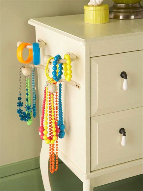 jewelry storage solutions diy 50 ways to hang your jewelry healthy